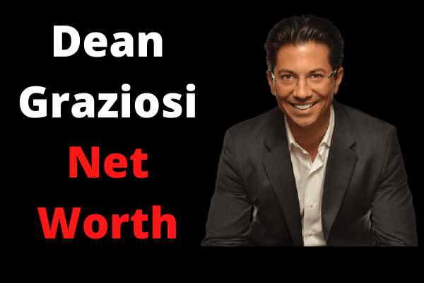 Dean Graziosi Net Worth