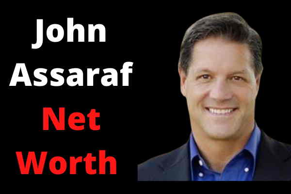 John Assaraf Net Worth