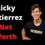 Ricky Gutierrez Net Worth