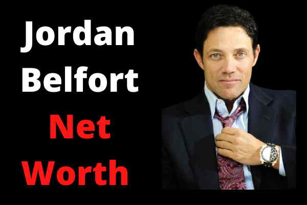 Jordan Belfort Net Worth