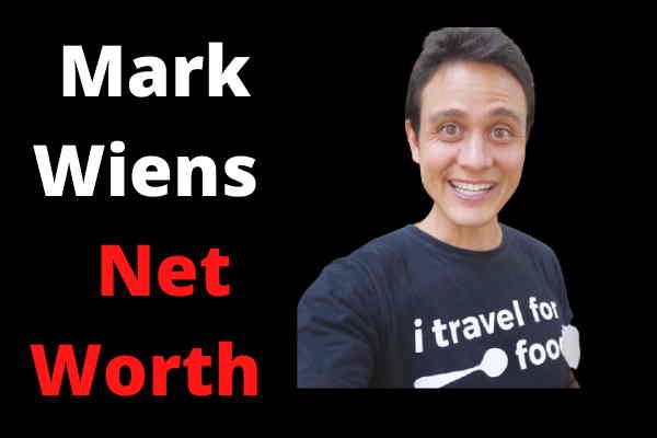 Mark Wiens Net Worth