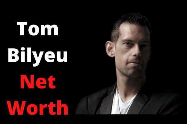 Tom Bilyeu Net Worth